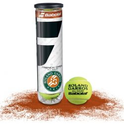 Теннисные мячи Babolat French Open All Court 4ball